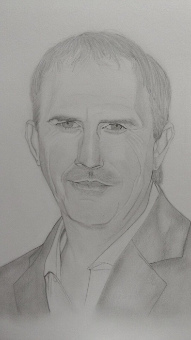 Kevin Costner by valou50530